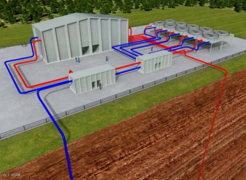 Enhanced geothermal system in Hungary
