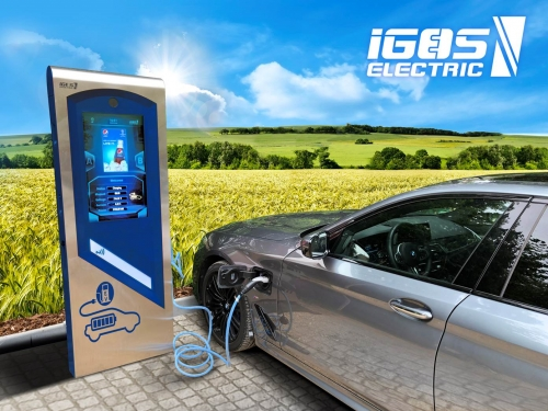 iGes Chargers for Electric Vehicles