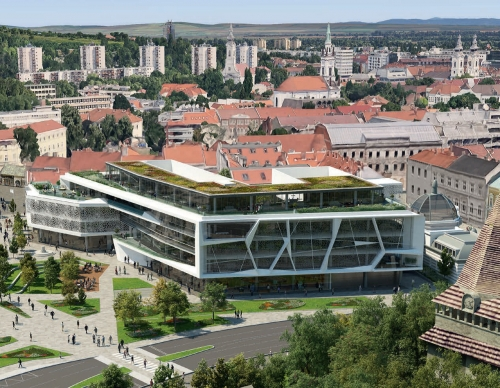 Avalon Business Center Miskolc